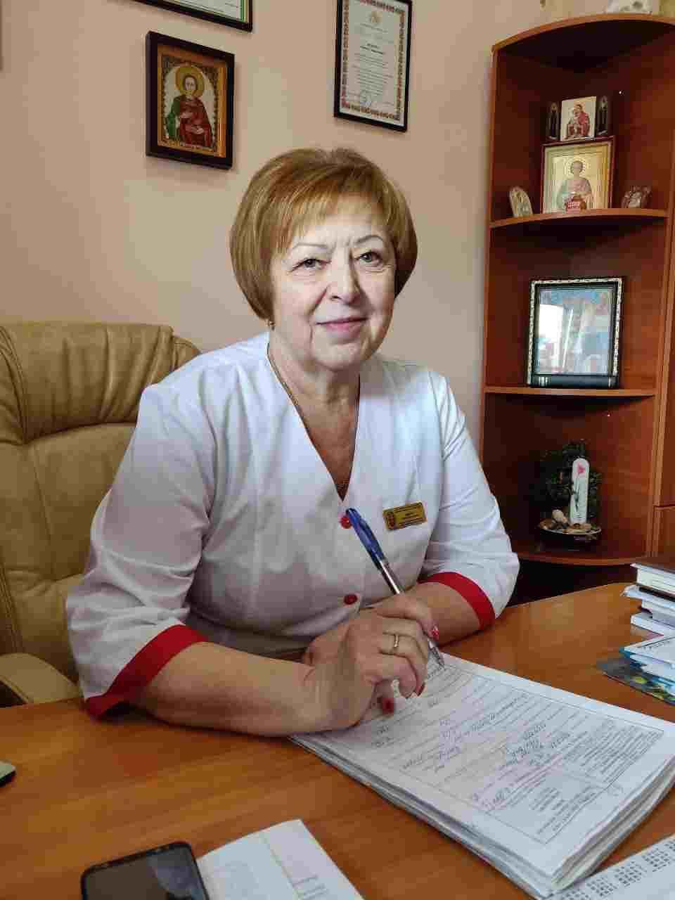 Ященко Татьяна Дмитриевна
