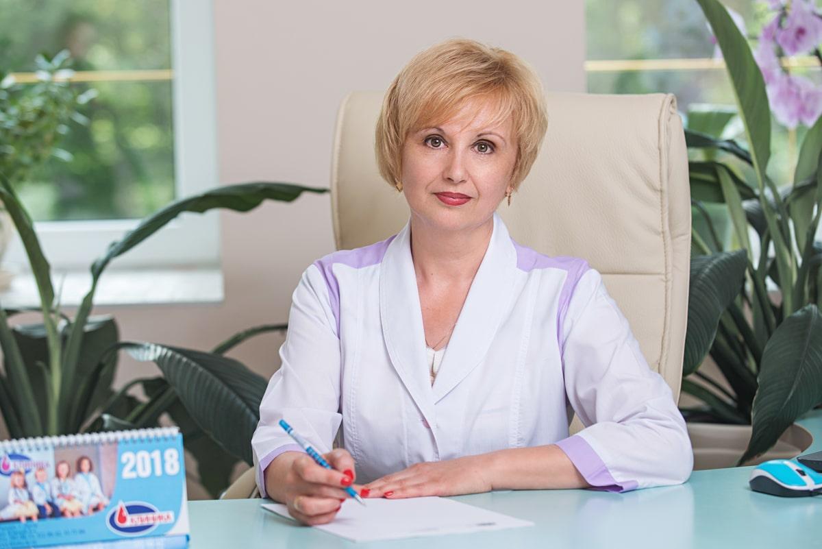 Леоненко Наталья Иосифовна