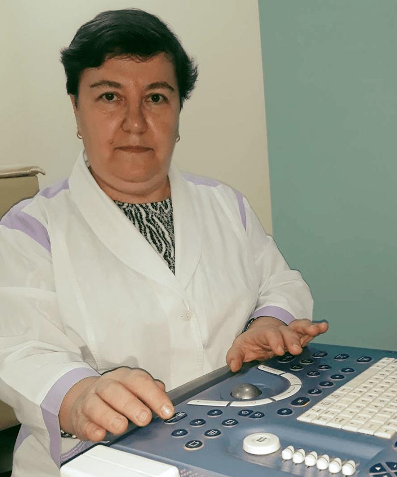Садовенко Елена Геннадиевна