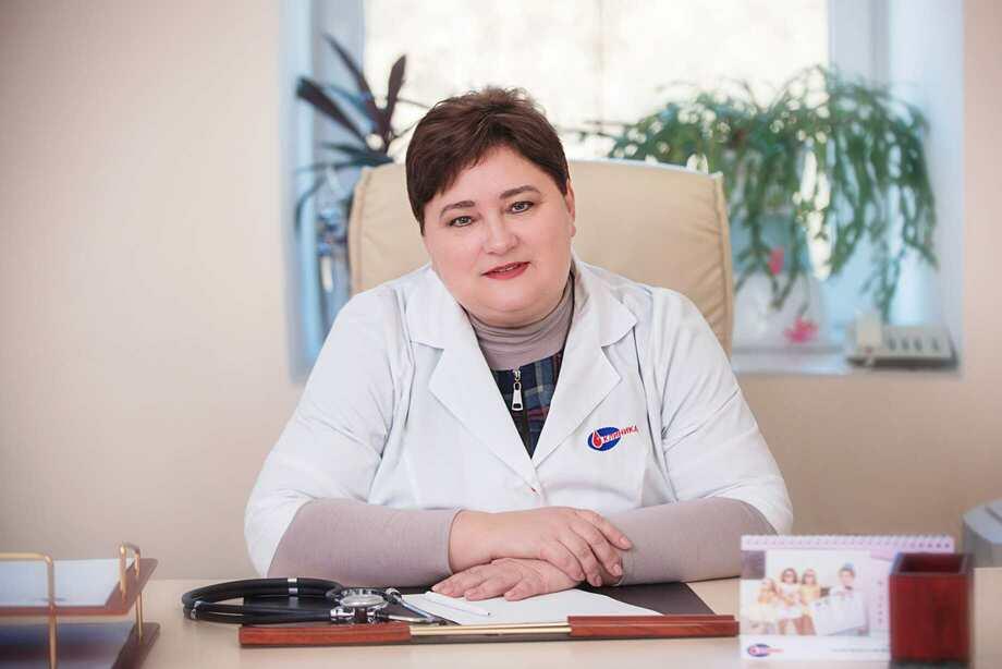 Лацинская Светлана Анатольевна